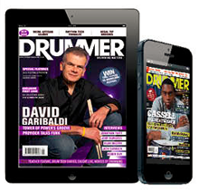 drummer magazine offer
